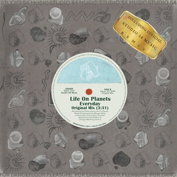 @Studio54music Life on Planets - 'Everyday' (Studio 54 Love Mix) Link Thumbnail   Linktree