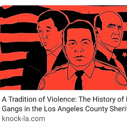 SHERIFF GANGS REPORT: KNOCK LA