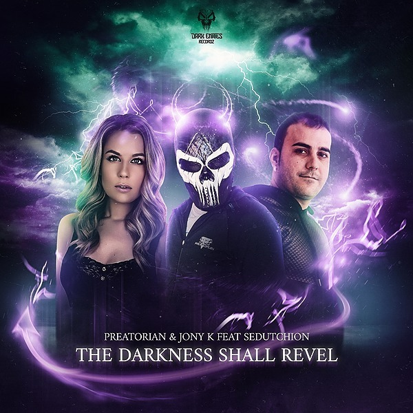 """PREATORIAN Hardcore-DJ PRE SAVE """"The Darkness Shall Revel"""" on Spotify Link Thumbnail 