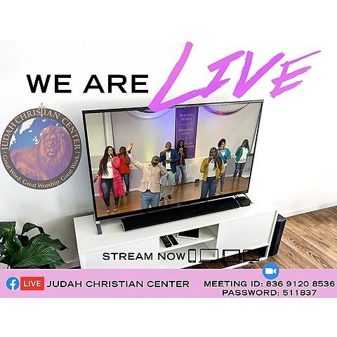 Facebook Live ~ Sundays at 11am