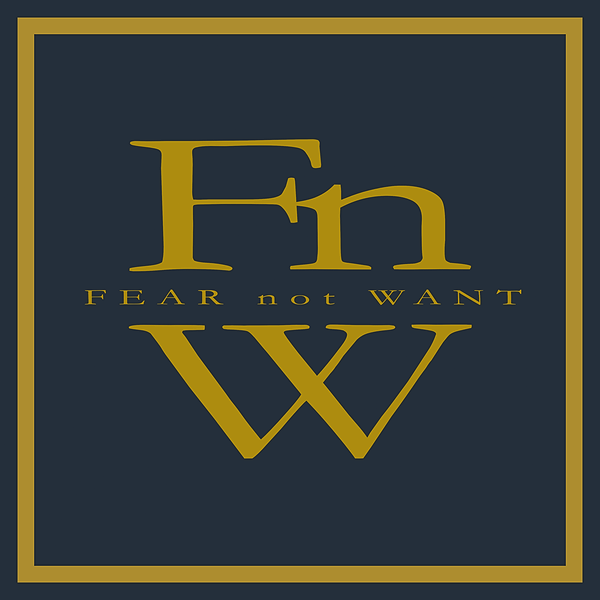Fear Not Want (FnW) Bandcamp Link Thumbnail | Linktree