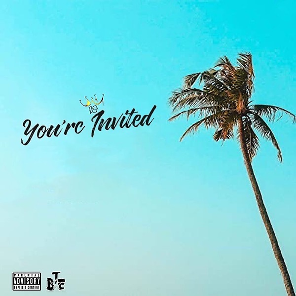 """KING LO """"YOU'RE INVITED"""" EP Link Thumbnail   Linktree"""