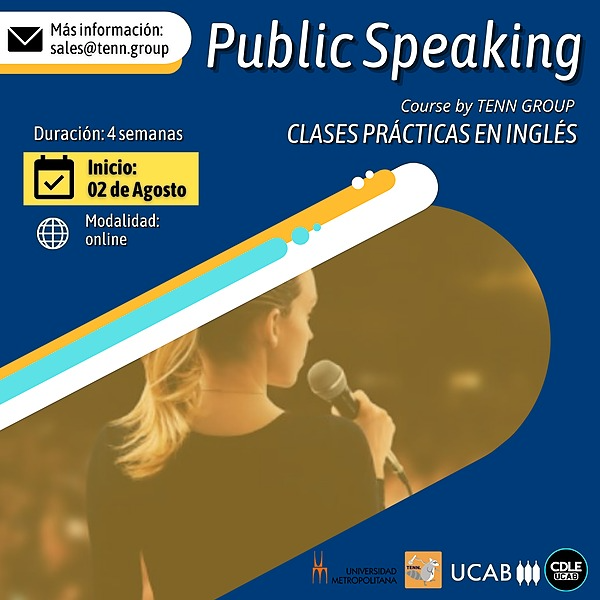 @CDLE Curso: Public Speaking in English @TeenGroup - inicio: 13 septiembre 2021 Link Thumbnail | Linktree