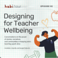 @malayangdiwa.co Podcast Interview on Designing for Teacher Well-being Link Thumbnail | Linktree