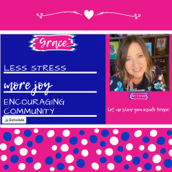 Grace- info or join my monthly membership