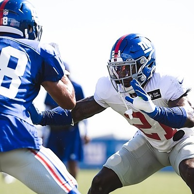 Giants Country Jabrill Peppers, S - 2021 Giants Training Camp Preview (Photo courtesy of Giants.com) Link Thumbnail   Linktree