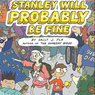 Book Trailer, Stanley Will Probably Be Fine