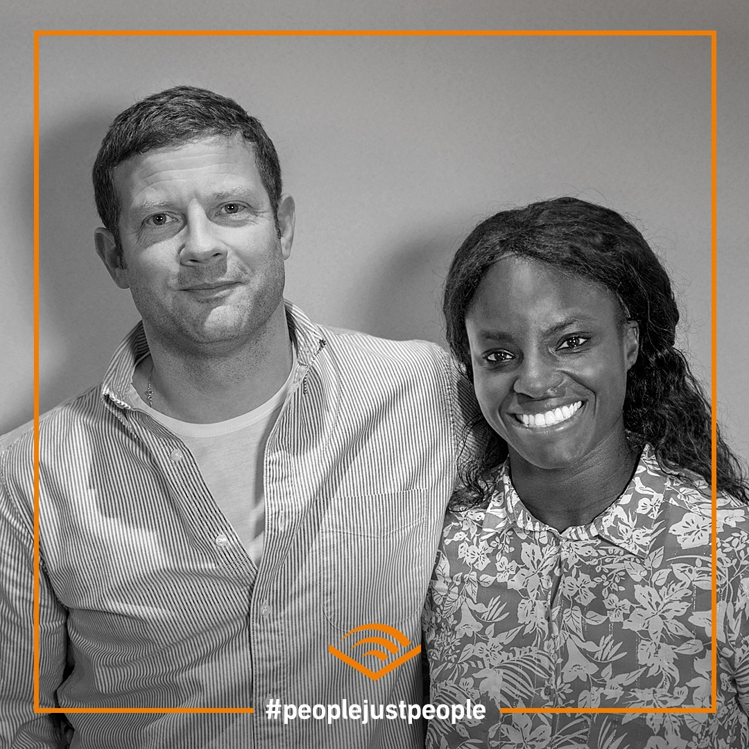 Audible UK People, Just People with Dermot O'Leary - Eniola Aluko Link Thumbnail | Linktree