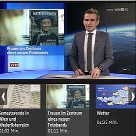 @mariahaas ORF ZIB Interview Maria Haas - MATRIARCHINNEN Link Thumbnail | Linktree