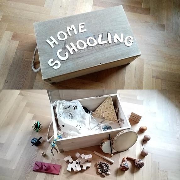 @entfaltungsagentur HomeSchooling-Box Link Thumbnail   Linktree