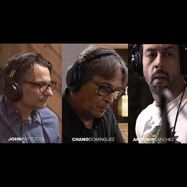 "Emilio D. Miler ""INDEPENDENCE DAY"" - Music by John Finbury feat. Chano Domínguez, John Patitucci & Antonio Sánchez Link Thumbnail | Linktree"
