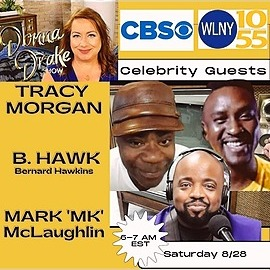 @officialmarkmk Tracy Morgan on the Donna Drake Show with Mark MK & BHawk Link Thumbnail   Linktree