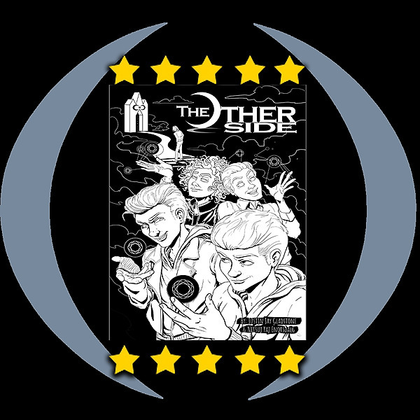 WELCOME, TO THE ☽THER SIDE GOODREADS FROM ☾ THE OTHER SIDE II ☽ [4 Ratings] Link Thumbnail | Linktree