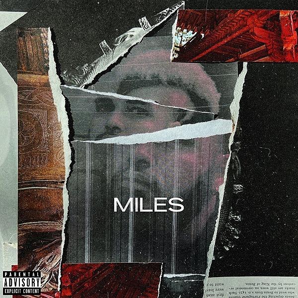 STREAM MY DEBUT ALBUM 'MILES' !!