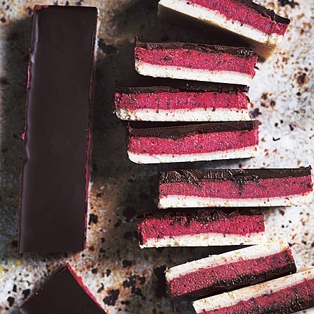 @donna.hay Raw Chocolate, Cherry and Coconut Bars Link Thumbnail   Linktree