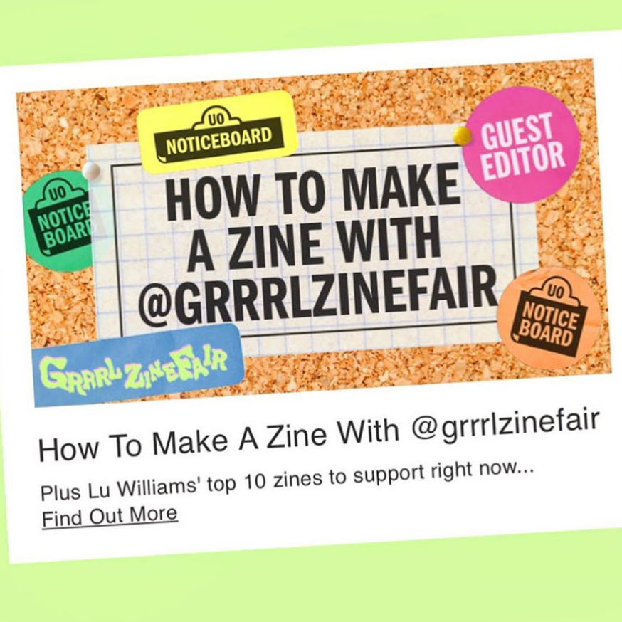 How to make a zine ✂️