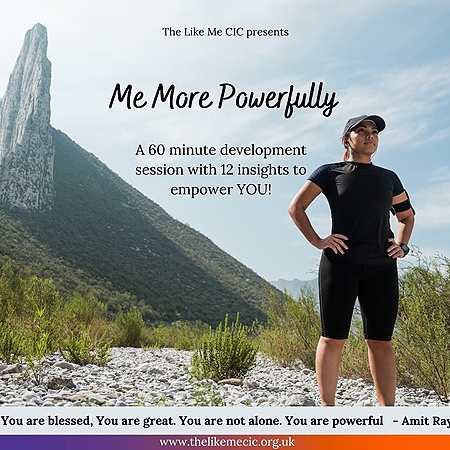 The Like Me CIC Eventbrite  Link Thumbnail | Linktree