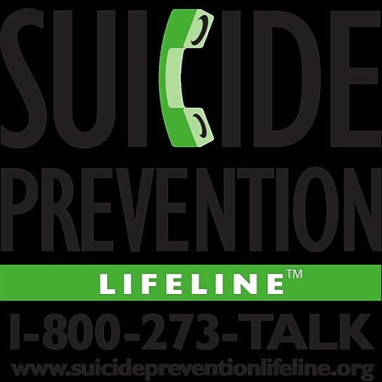 LEARN - DONATE - VOLUNTEER National Suicide Prevention Lifeline # 1-800-273-8255 (24/7 Support); Veterans, Press 1 Link Thumbnail | Linktree