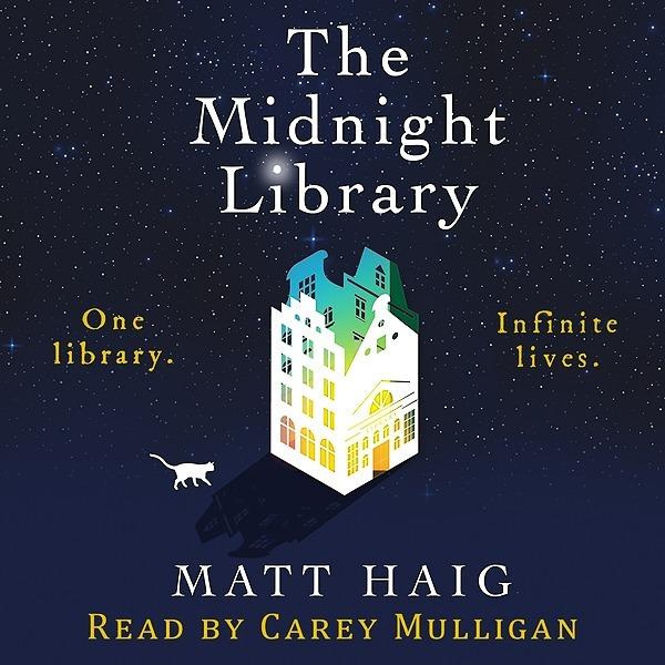 Shop Matt Haig's books UK: Buy The Midnight Library audiobook on Audible Link Thumbnail | Linktree