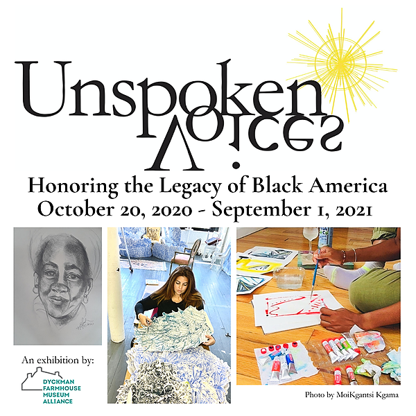 Unspoken Voices - Honoring the Legacy of Black America