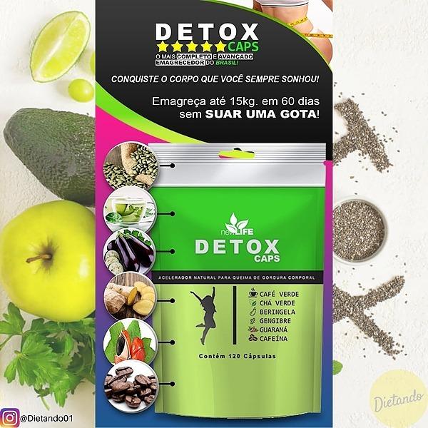 @Dietando01 Detox Caps Link Thumbnail | Linktree