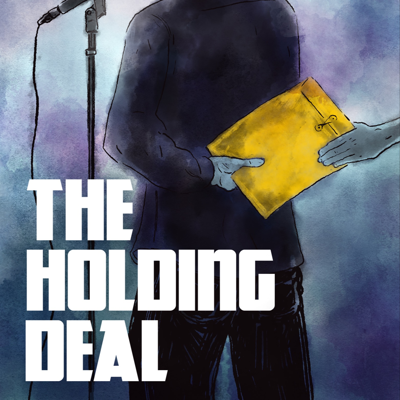 New Book. The Holding Deal (Amazon) Paperback