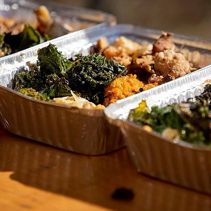 FEED DURHAM NC News and Observer | Meet the people cooking thousands of free meals for Durham's hungriest residents | Casey Toth, Charlie Innis Link Thumbnail | Linktree