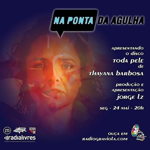 ENTREVISTA NA PONTA DA AGULHA (BANDCAMP)