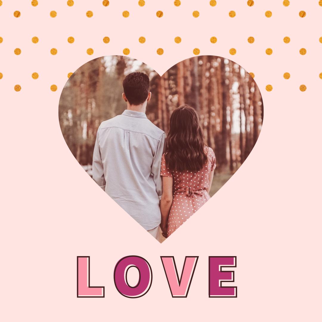 @adobespark Valentine's Day Templates Link Thumbnail | Linktree