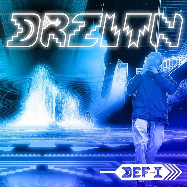 DEF-I FEAT. BABY SHEL - BETTER BACK AWAY (OFFICIAL MUSIC VIDEO) #DRZLTN