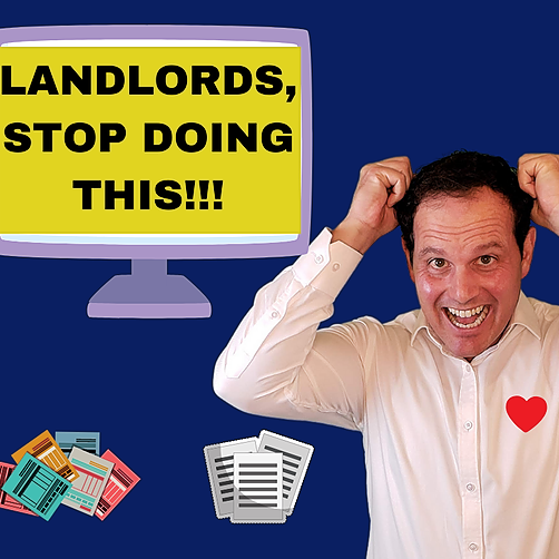 Beware of Landlord Forms for Free Online!