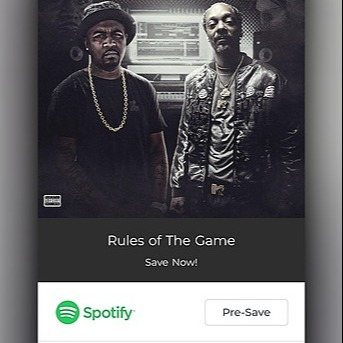 @jholmesmusic Rules of The Game feat. Snoop Dogg  Link Thumbnail   Linktree