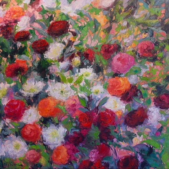 Kristen Olson Stone Fine Art Live, in-person workshop at Sherman Gardens Link Thumbnail | Linktree