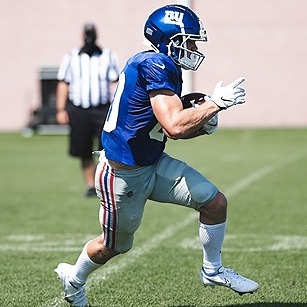 Giants Country Alex Bachman, WR - 2021 Giants Training Camp Preview (photo: Giants.com) Link Thumbnail   Linktree