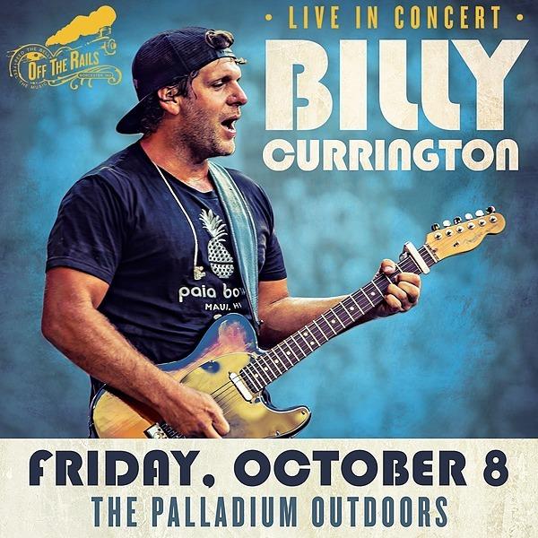 @rockonconcerts Fri 10/8 - Billy Currington @ Palladium Outdoor Stage, Worcester MA - On Sale Fri 7/16 Link Thumbnail | Linktree