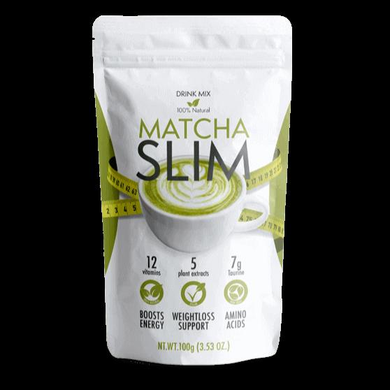 Matcha Slim-caj bimor per dobesim (Greqi)