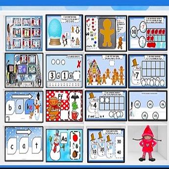 @WinterStorm Winter Themed Math and ELA Activities Link Thumbnail   Linktree