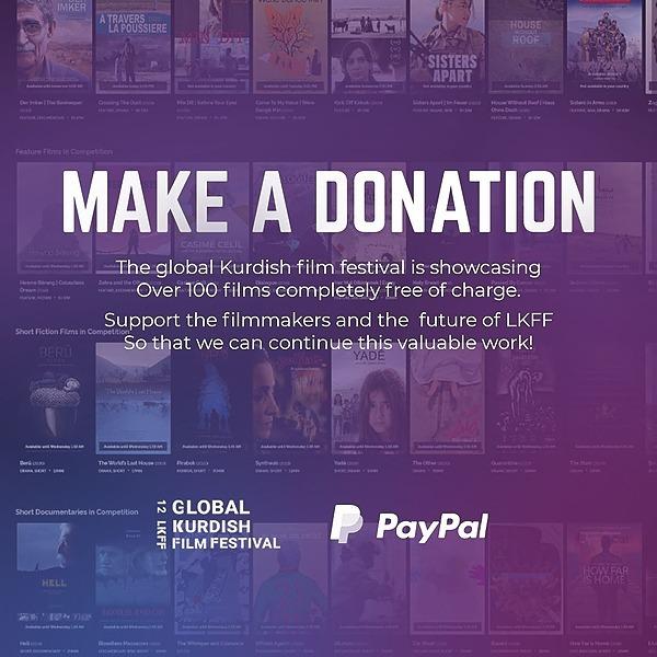@LondonKurdishFilmFestival MAKE A DONATION | SUPPORT LKFF Link Thumbnail | Linktree