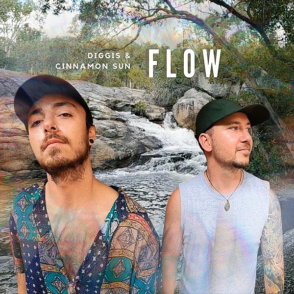 Cinnamon Sun Listen to 'FLOW'  🌊  Link Thumbnail   Linktree