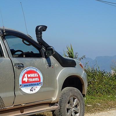 Dipl. Ing.  Uwe Richter Fotos: Thailand, Laos, chinesische Grenze 2015 (Fotoalbum) Link Thumbnail | Linktree