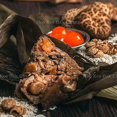 @GroupBuysSg Hoo Kee Amoy Street Rice Dumplings (Delivery 16 Nov 2021) Michelin Bib Gourmand Rice Dumplings Link Thumbnail | Linktree