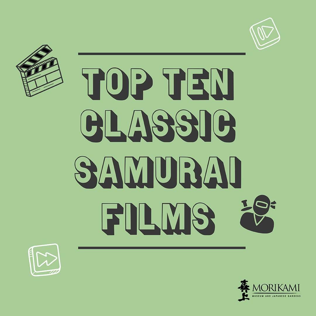 Top 10 Classic Samurai Films 🎥