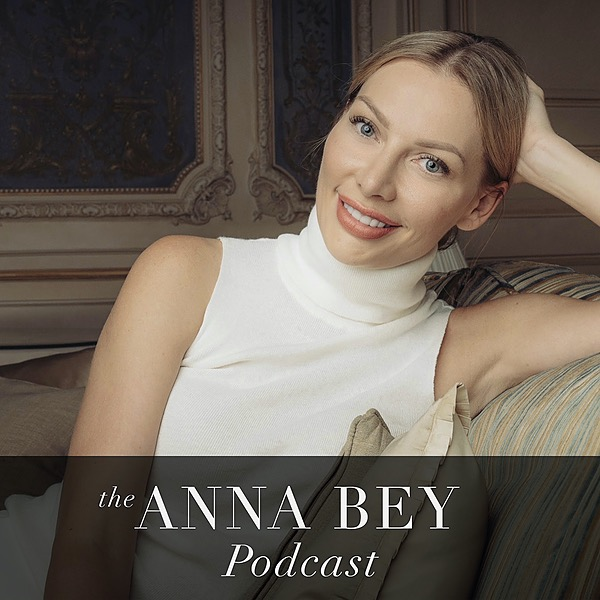 """@annabeypodcast Listen to """"The Anna Bey Podcast"""" on Apple Podcasts Link Thumbnail 