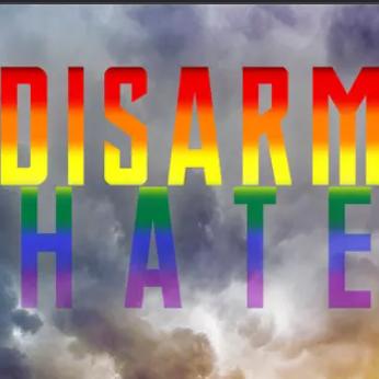 @Disarmhate Profile Image | Linktree