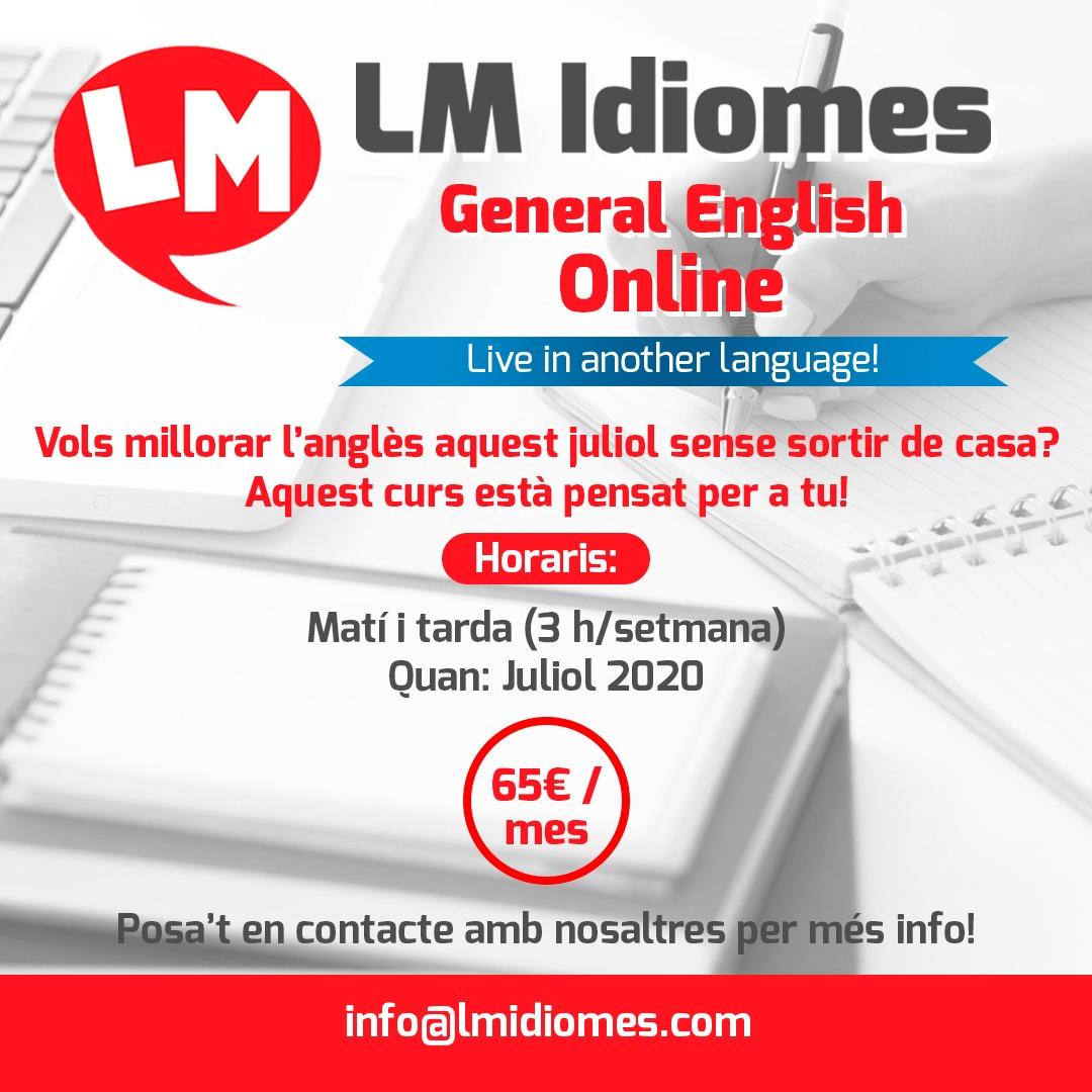@lmidiomeslleida General English Online - Adults and Teens Link Thumbnail   Linktree