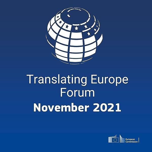 @translatingforeurope Translating Europe Forum 2021 Link Thumbnail   Linktree