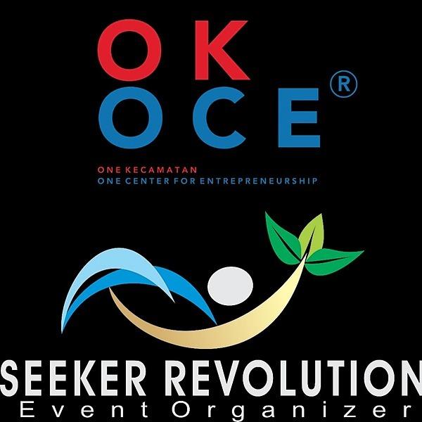 Seeker Revolution SRO X OK OCE Indonesia Link Thumbnail | Linktree