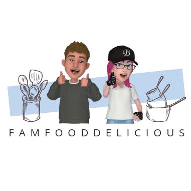 ADHDiswhatIdo|Kids on tour Famfoodelicious Instagram Link Thumbnail | Linktree