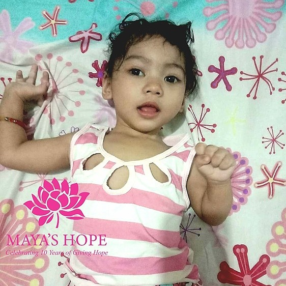 @mayashopefoundation Meds, Formula and Diapers for Czarina  Link Thumbnail | Linktree