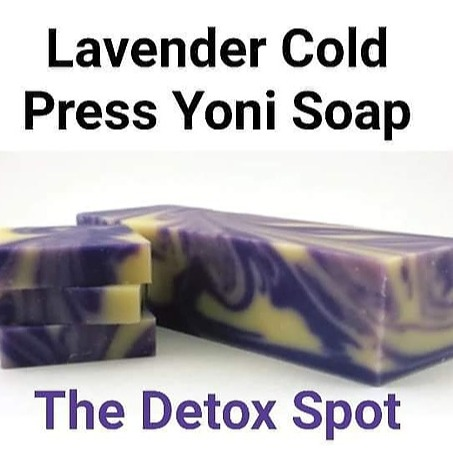 Lavender Yoni Soap